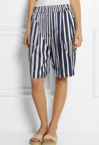 Thakoon Addition Silky Shorts