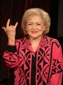"Betty White Visits Fuse's ""No. 1 Countdown"""