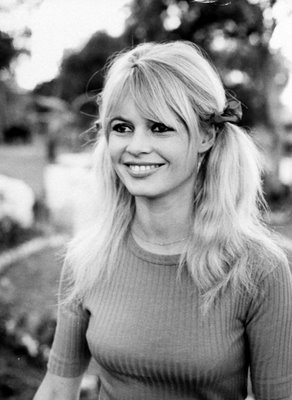 Brigitte+Bardot+pigtails